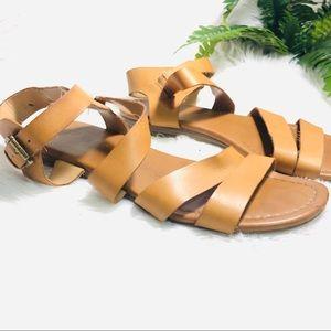 Franco Sarto size 9.5 sandals